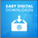 Logo for Easy Digital Downloads extensions