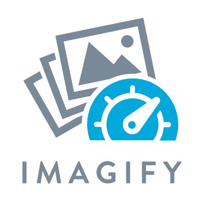 Logo for Imagify Image Optimization