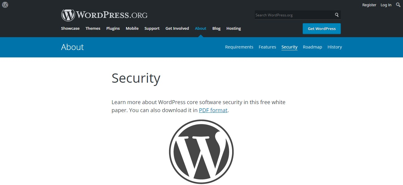 the future of wordpress security