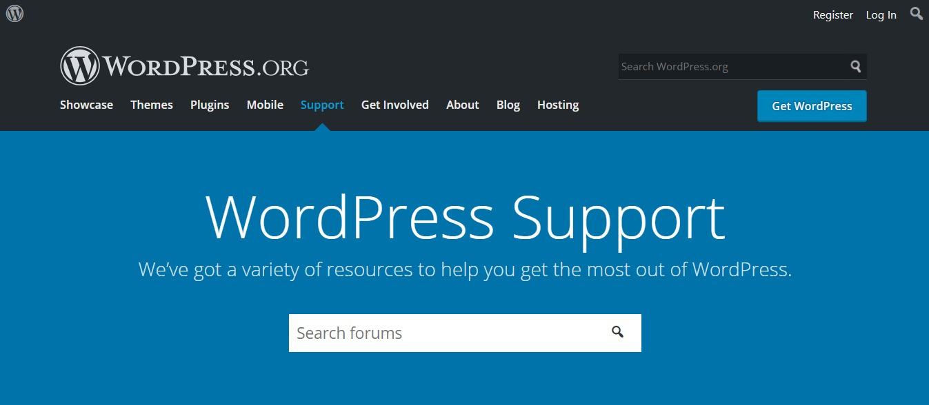 the future of wordpress support