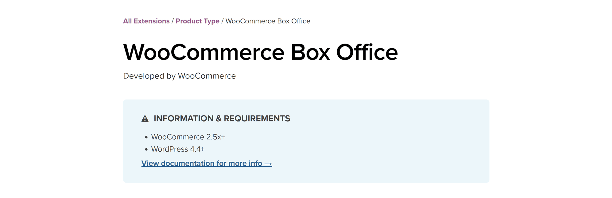 Selling Tickets From Your WordPress Website with WooCommerce Box Office