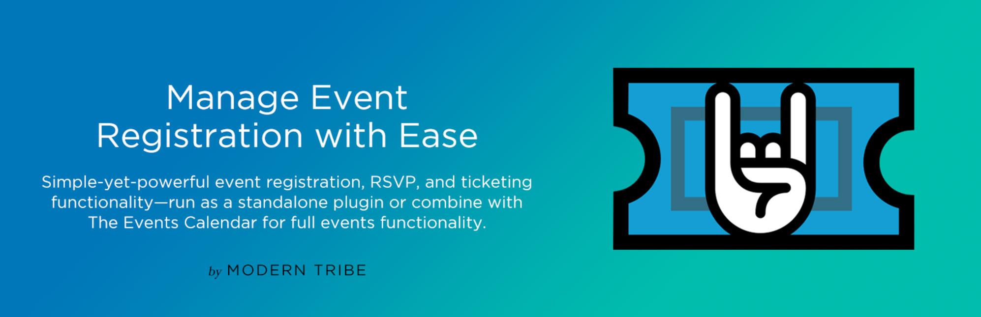 Event Tickets Plugin