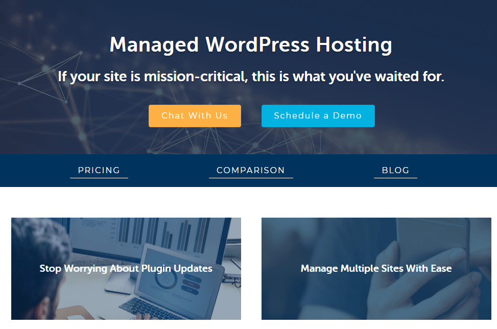 Liquid Web WordPress