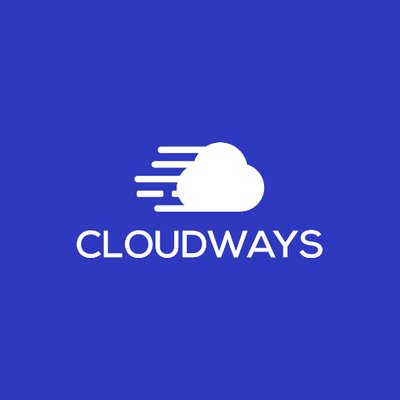 Logo for Cloudways