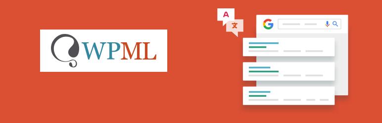 Banner image for WordPress translation plugin WPML