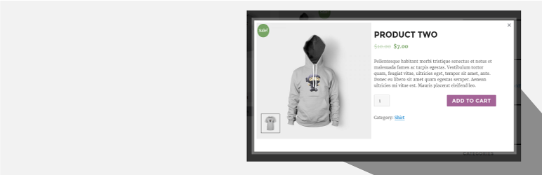 Banner image for WooCommerce Quick View Pro